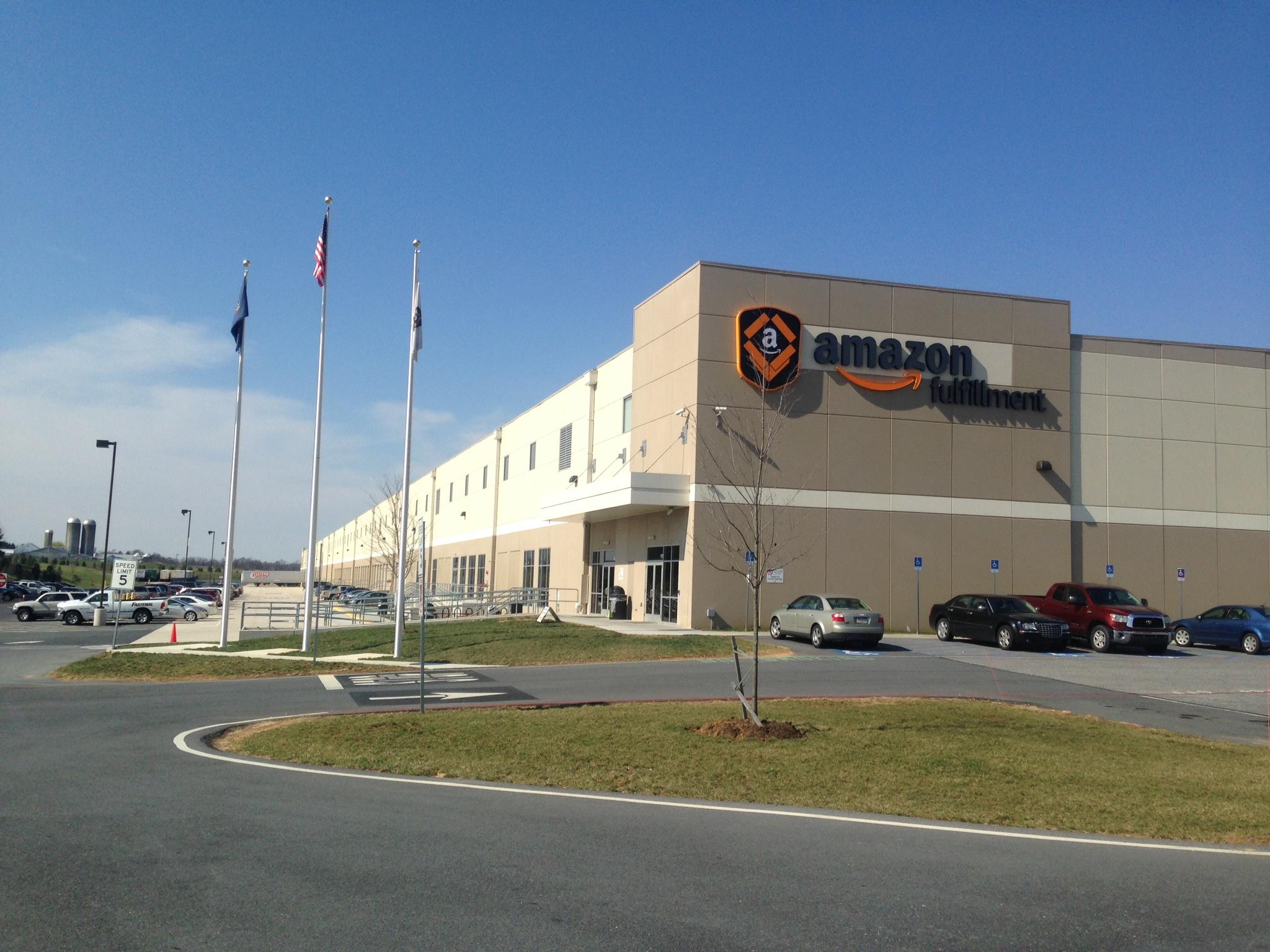 Amazon, Carlisle, PA