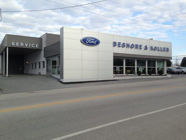 Beshore & Koller Ford,  Duncannon, PA