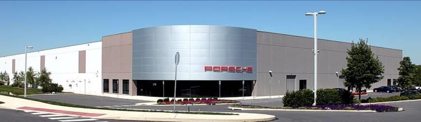 Porsche Logistics, Easton, PA