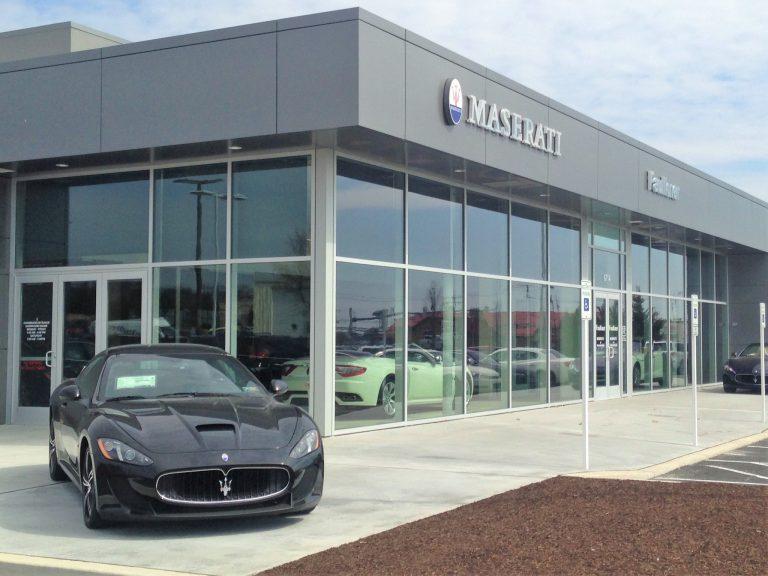 Faulkner Maserati & Alfa Romeo, Mechanicsburg, PA