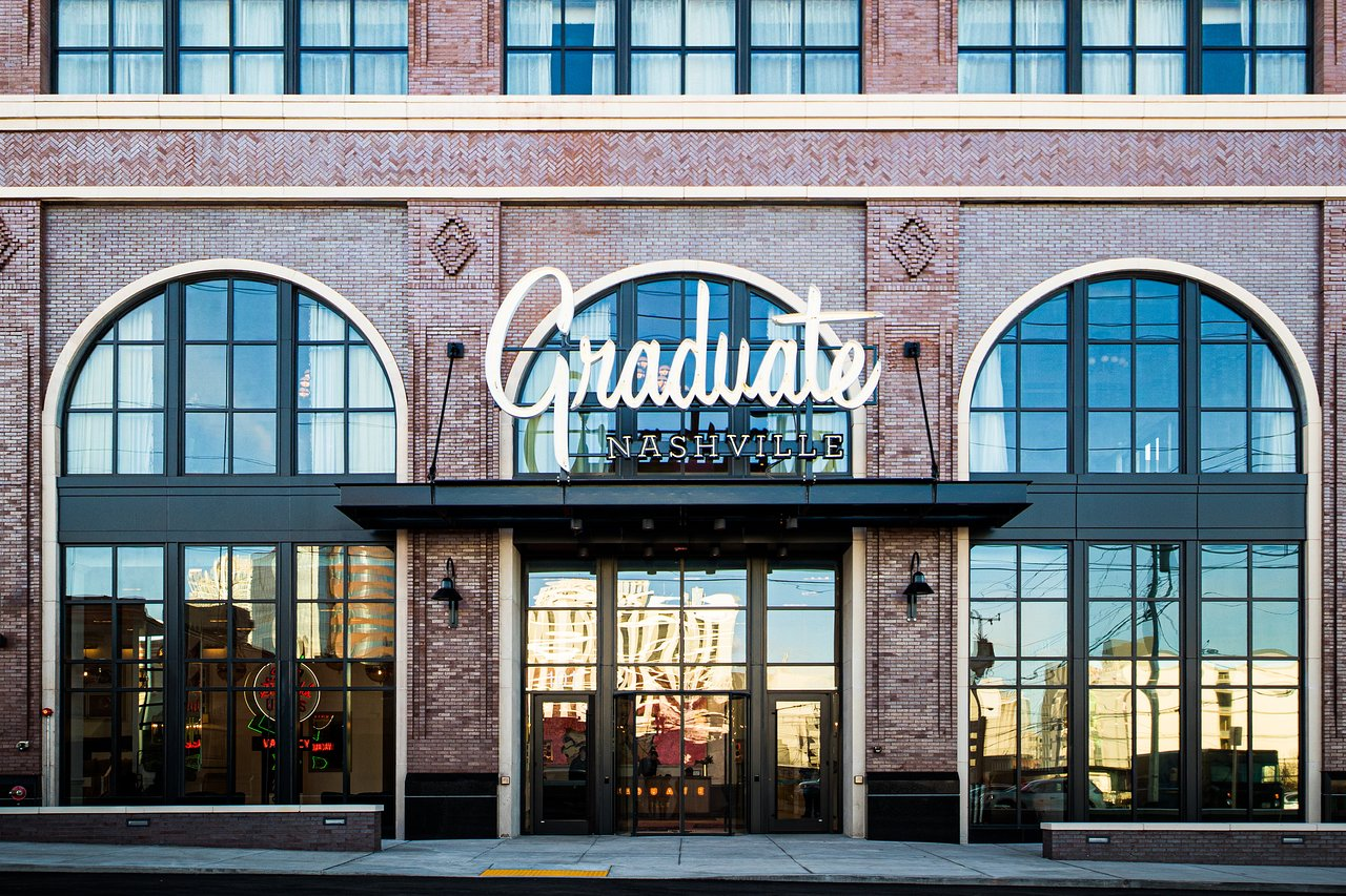 THE GRADUATE HOTEL, Nashville, TN
