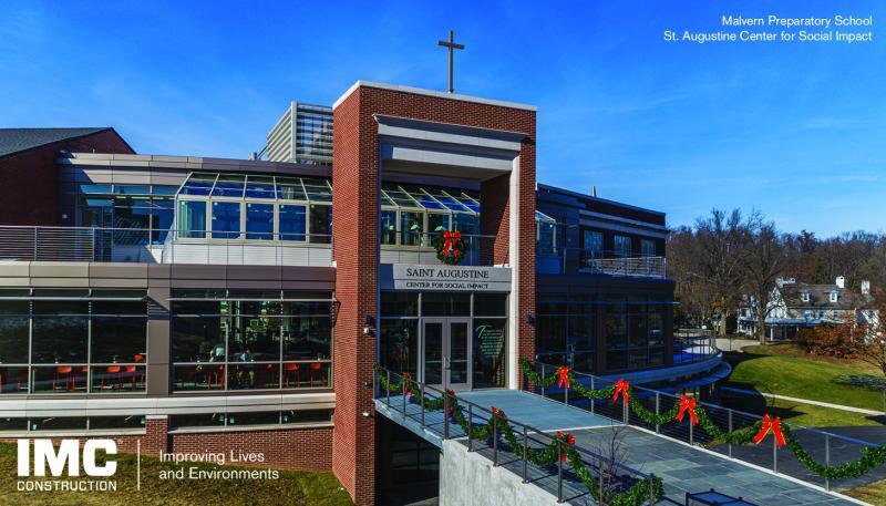 MALVERN PREP,St. Augustine Center for Social Impact, Malvern, PA