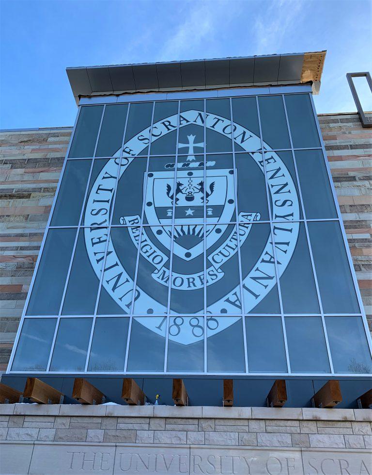 SCRANTON UNIVERSITY, ST THOMAS HALL, Scranton, PA