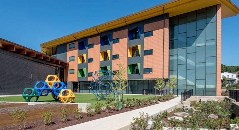 ALICE FLEET ELEMENTARY SCHOOL, Arlington, VA