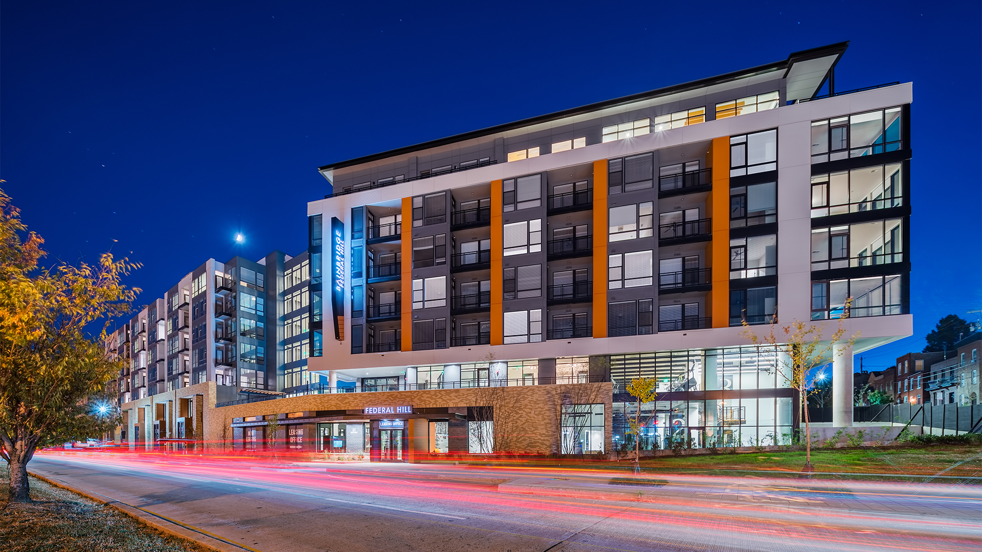 BAINBRIDGE FEDERAL HILL APTS, Baltimore, MD