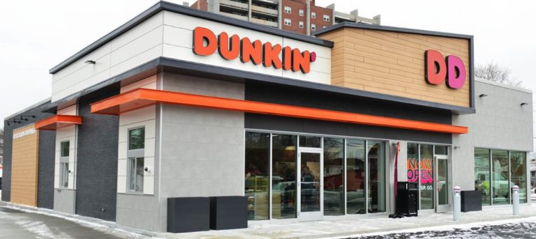 DUNKIN' DONUTS, Warsaw, IN