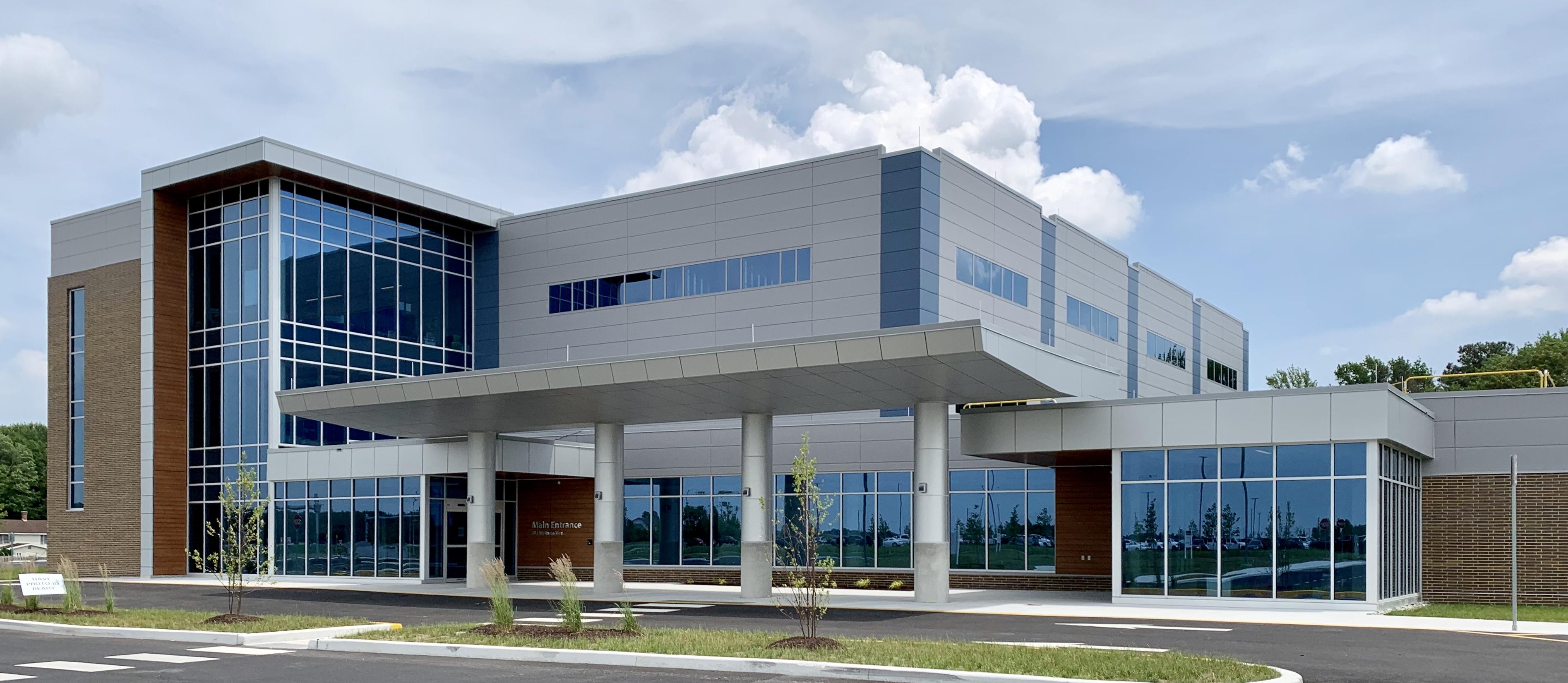 NEMOURS SUSSEX MEDICAL OFFICE BUILDING, Milford, DE