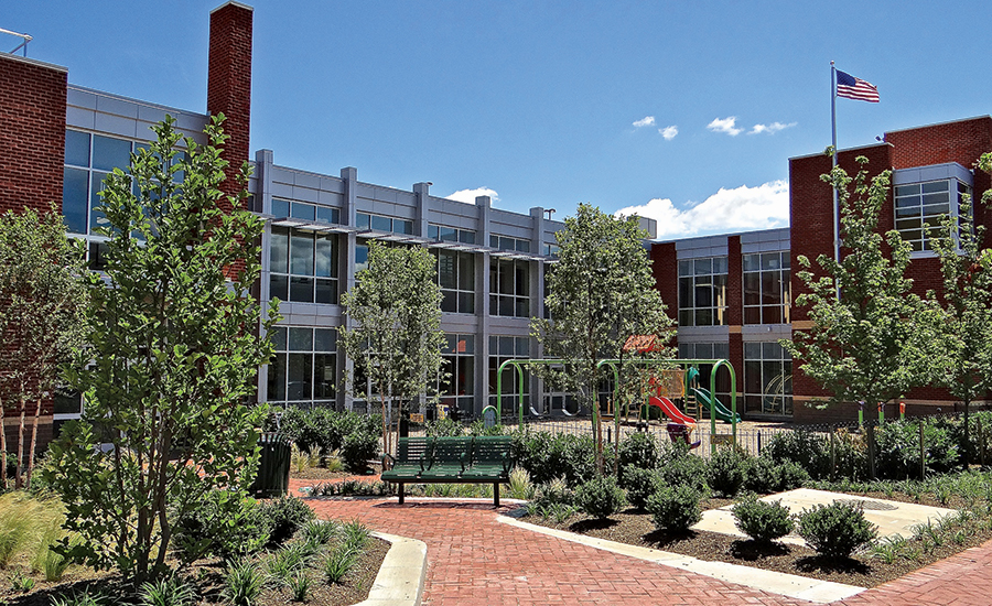 Arthur Capper Community Center, Washington, DC