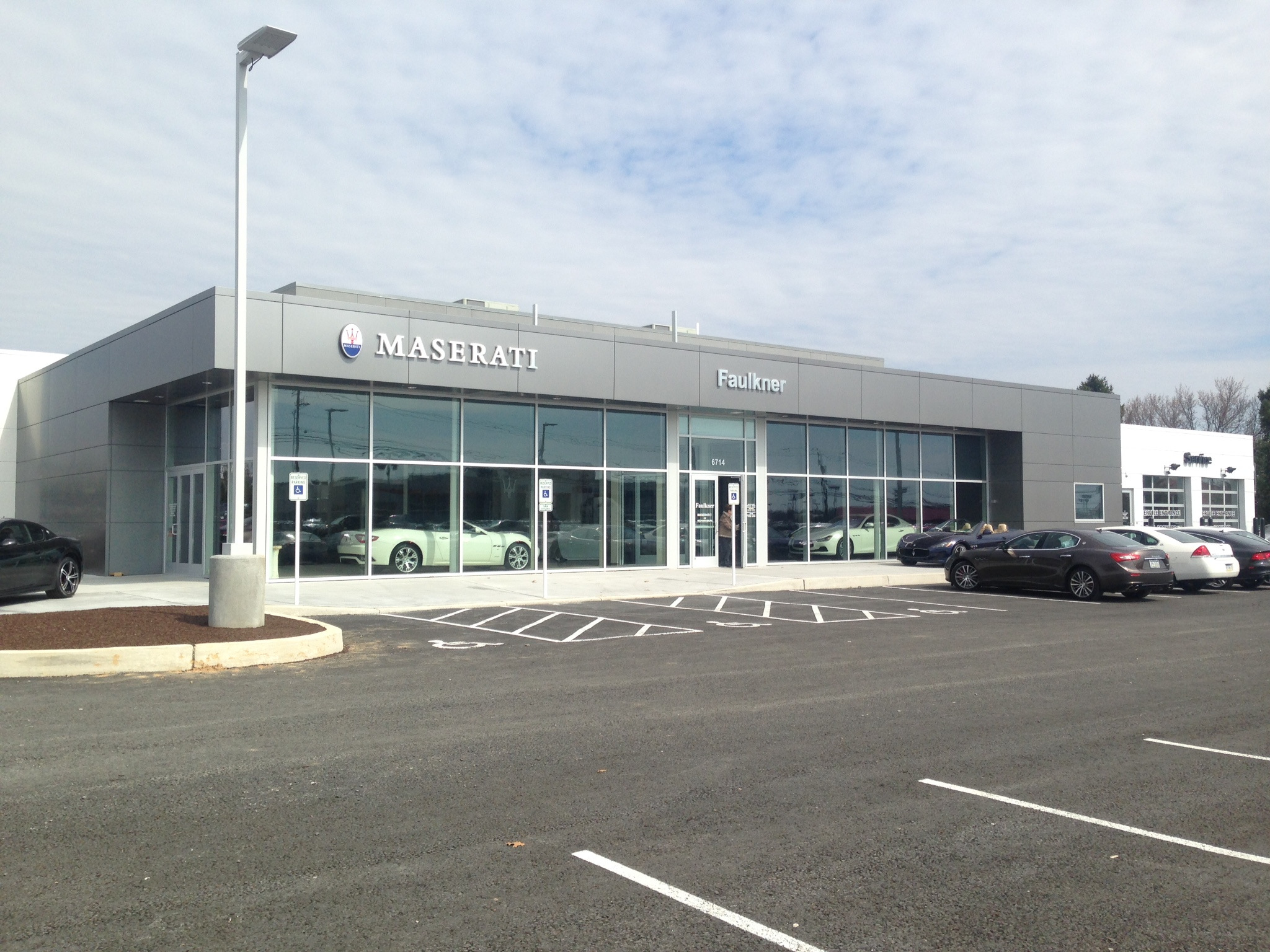 Faulkner Maserati, Mechanicsburg, PA