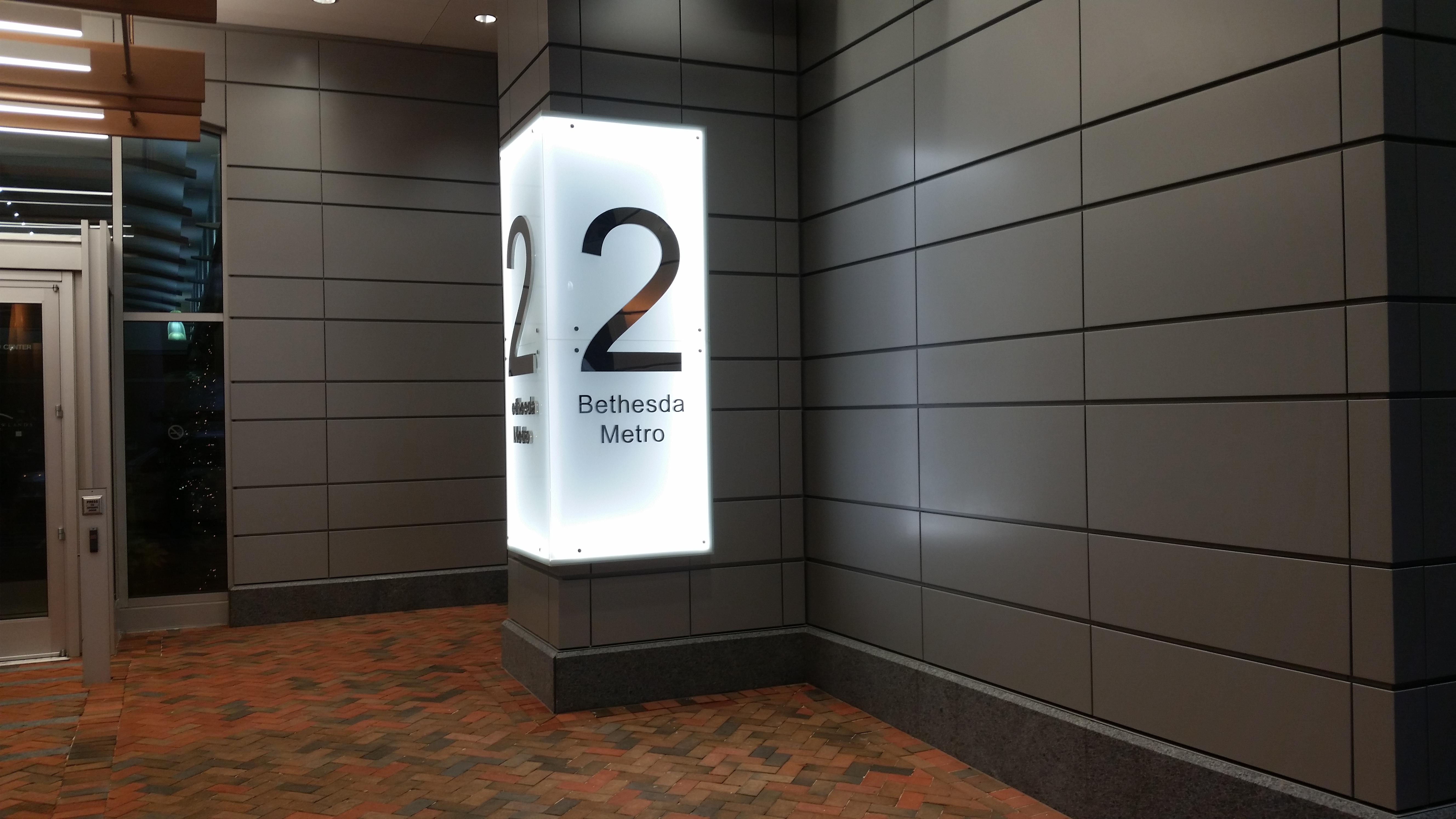 2 Bethesda Metro Center, Bethesda, MD