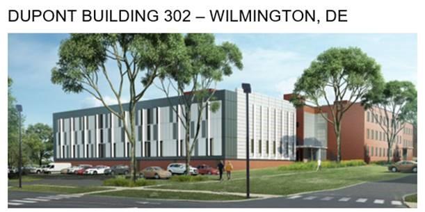 DuPont Building 302, Wilmington, DE
