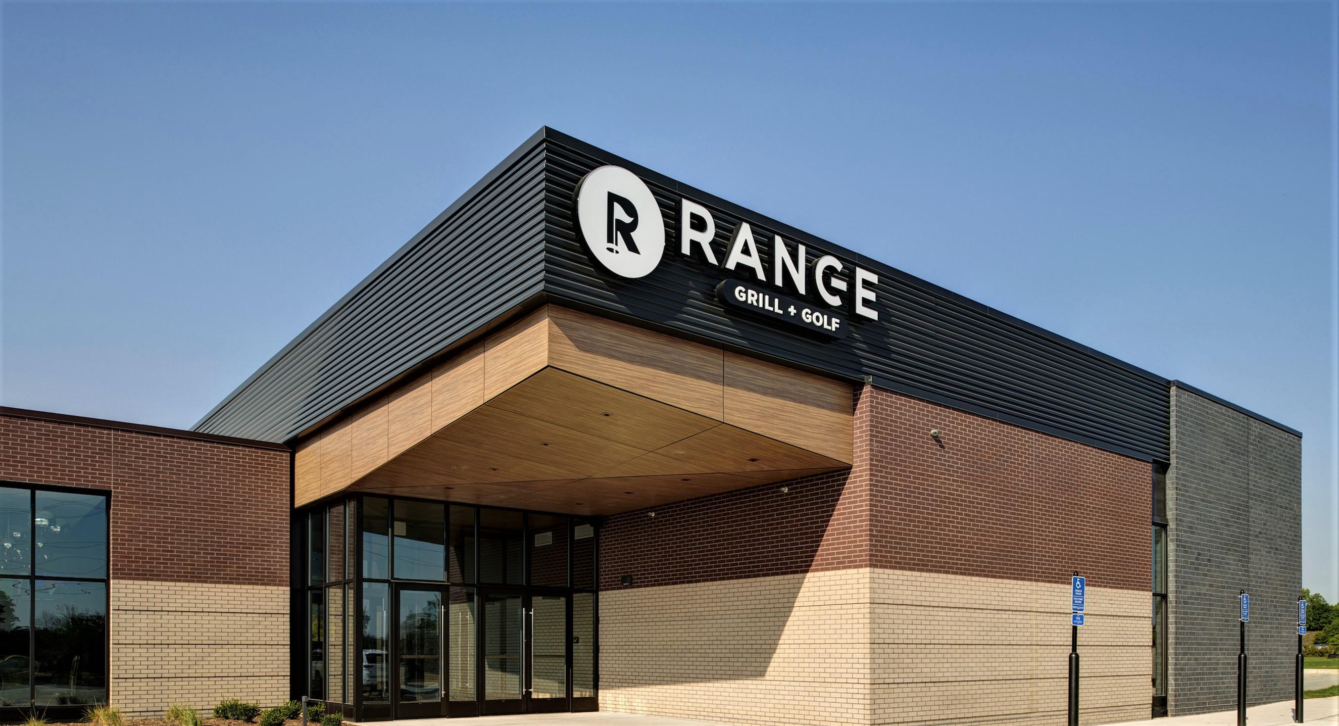 The Range Grill & Golf, Urbandale, Iowa