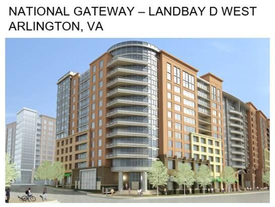 National Gateway Potomac Yard, Arlington, VA