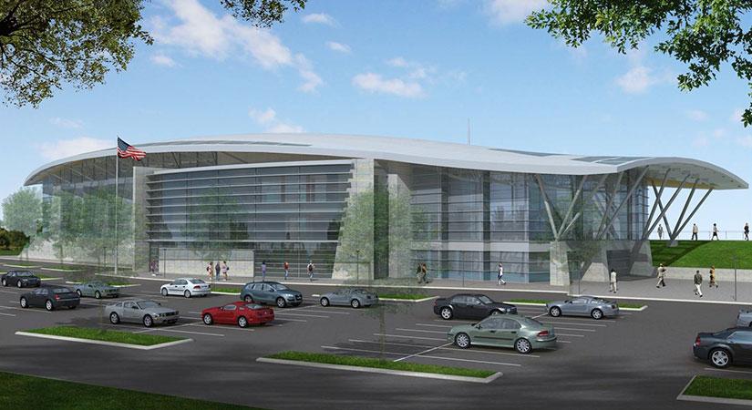 Long Bridge Park Aquatics & Fitness Center, Arlington, VA