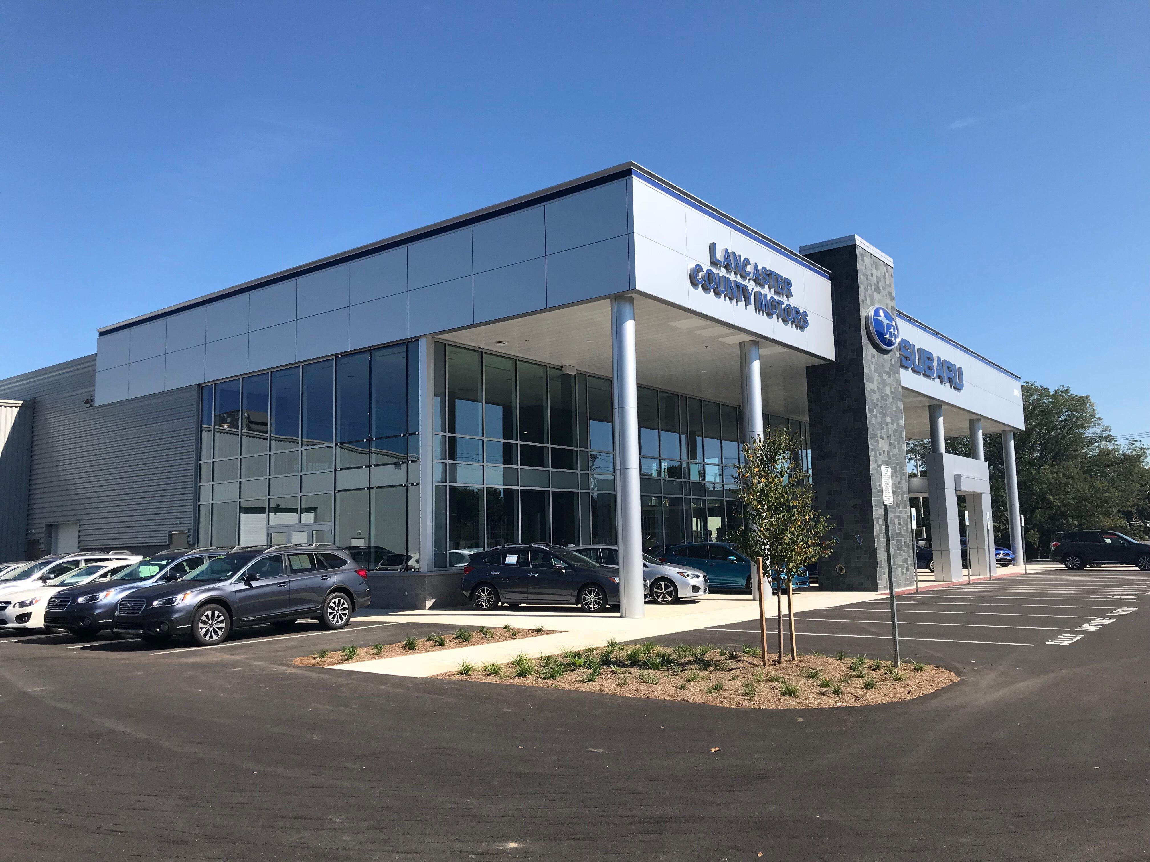 Lancaster County Motors Subaru, Lancaster, PA