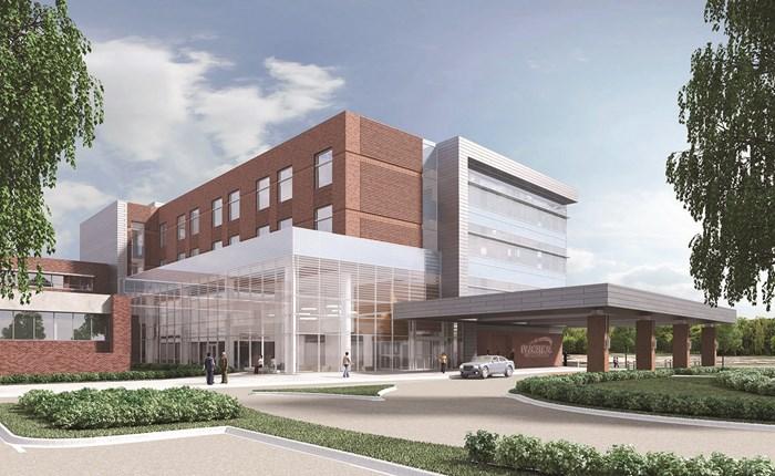 EVANGELICAL HOSPITAL, Lewisburg, PA
