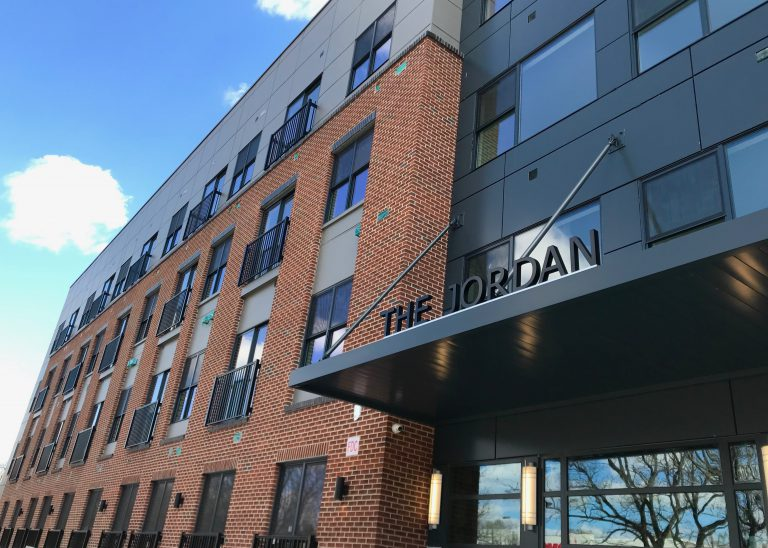 THE JORDAN (Flats at Eutaw Place), Baltimore, MD
