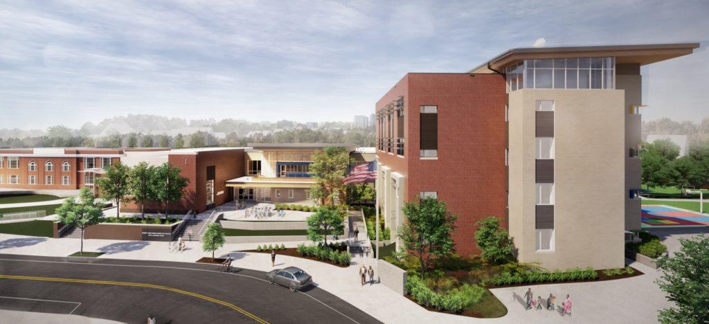 REED ELEMENTARY SCHOOL, Arlington, VA