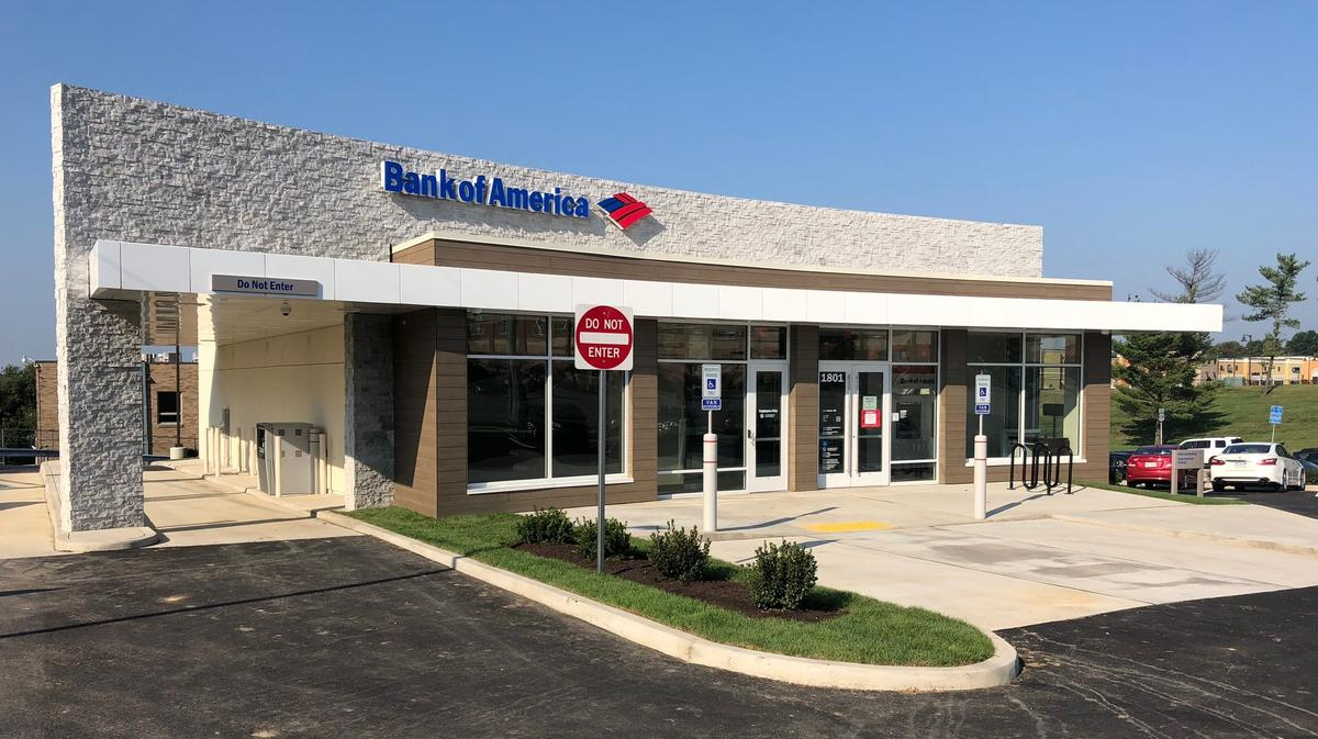 BANK OF AMERICA, Wexford, PA